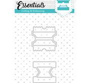 Studio Light - Essentials - Cut & Emboss Nr 1