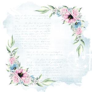 ROX Stamps - Paperpad - Romantik