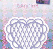 joy -  Cutting and embossing die - heart