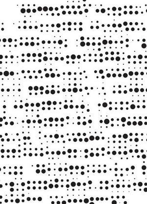 Nellie Snellen - Mixed media Stencil -009