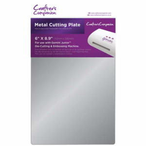 Gemini Junior - metal cutting plate
