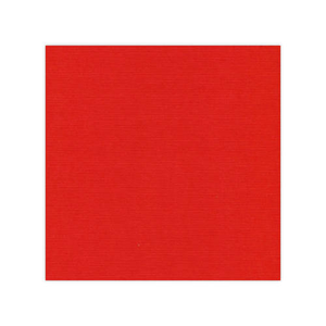 Cardstock - Linen - Christmasred- 10-pack