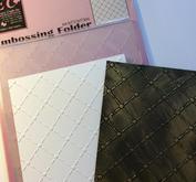 2. Inspiration embossing folders.