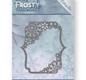 Jeanine´s Art -frosty ornaments - rectangle ornament