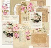 Lemon Craft - phemera cards - House of Roses