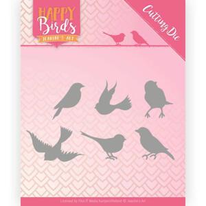 Jeanine´s Art - Happy birds - Happy birds