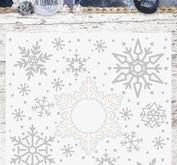 Studiolight - Embossingfolder - snowy afternoon 2