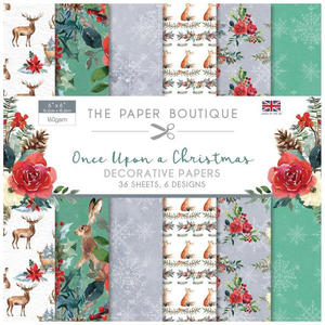 The Paper boutique - Once upon a christmas paper pad