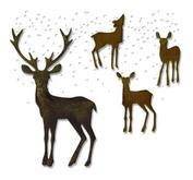Sizzix Thinlits Die Set  -winter wonderland