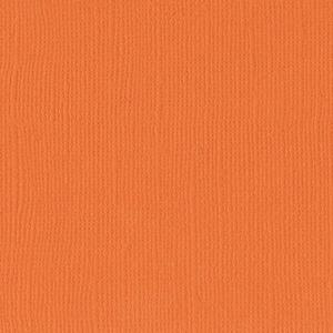 Cardstock - Mandarin