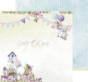 Craft O´ Clock - Spring Bustling #1