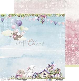Craft O´ Clock - Spring Bustling #4