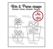 Crealies - Clear stamps - Paket