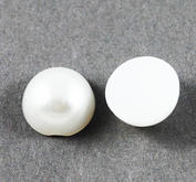 ca 230 st 5mm vita halvpärlor