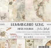 Craft O´ Clock - Humming birdsong 6x6#