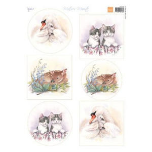 Marianne Design - Klippark-Animals