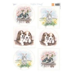 Marianne Design - Klippark-Animals -2