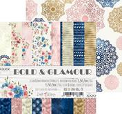 Craft O´ Clock - bold & glamour 6x6""