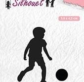 Nellie Snellen - Clearstamp - fotball player