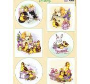 Marianne Design - Klippark - Ducklings