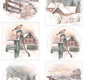 Marianne Design - Klippark -  Dutch Winter
