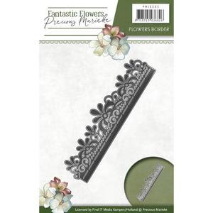 Precious Marieke - Die - Flower border