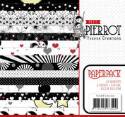 Yvonne Creations - Paperpad - Petit Pierrot