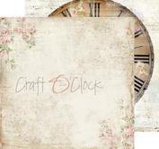 """Craft O´ Clock - Humming birdsong 12 x12"""" -06"""