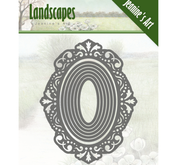 Jeanine´s Art - Mini frame oval