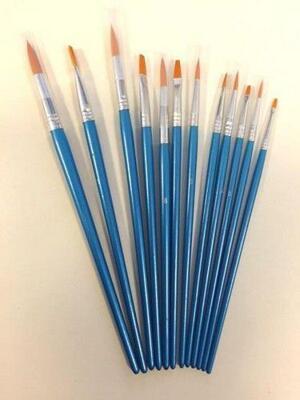 Hobby brush Set