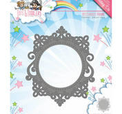 Yvonne Creations - tots & toddlers - rectangle frame