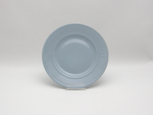 Assiett, 6 st, Sointu, ljusblå