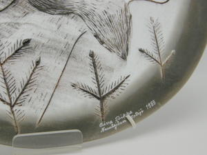 Pro Art, Fauna Fennica,  Älg, OT