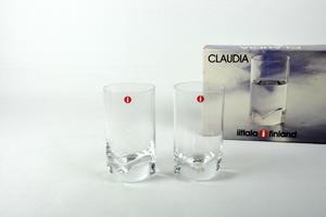 Glas 2 st, Claudia, JV