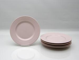 Assietter, 6 st, Sointu, Rosa
