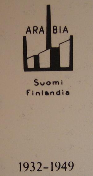 Tallrik,ar, 3 st, djupa, Finlandia