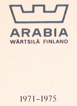 Kastrull, Finel, 2,0 lit,  Rondo (SÅLD)