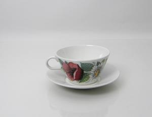 Teekuppi, Valmu, ET (MYYTY)