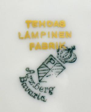 Leipälautaset 3 kpl, Tehdas Lampinen