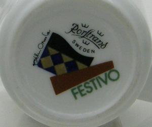 Gräddkanna, Festivo, HO