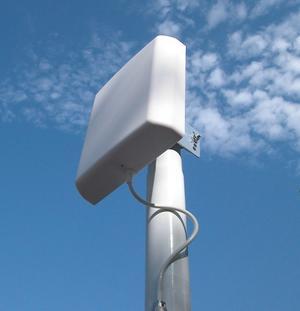 Antenn ANT8, panel, 8 dbi, 790-2700 MHz, utomhus IP67