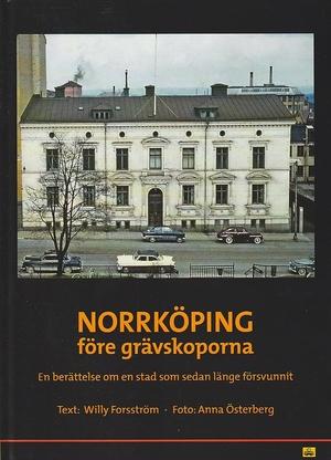 Norrköping före grävskoporna - en berättelse om en stad som sedan länge försvunnit