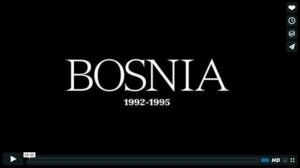 BOSNIA 1992-1995