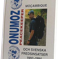 Svenska fredsinsatser i Mozambique 1992-94