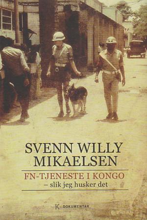 FN-tjeneste i KONGO - slik jeg husker den