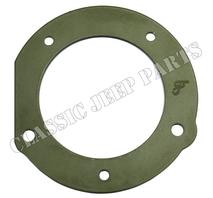 Transmission shift lever grommet ring D18 FORD GPW F-script