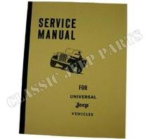 Service manual CJ2A/3A/3B/5/6