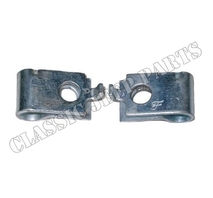 Clip emergency brake wire upper and lower FORD GPW F-script