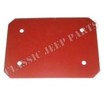 Reinforcement plate jerrycan bracket Made in EU