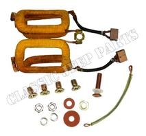 Reparationssats lindning startmotor 6  volt
